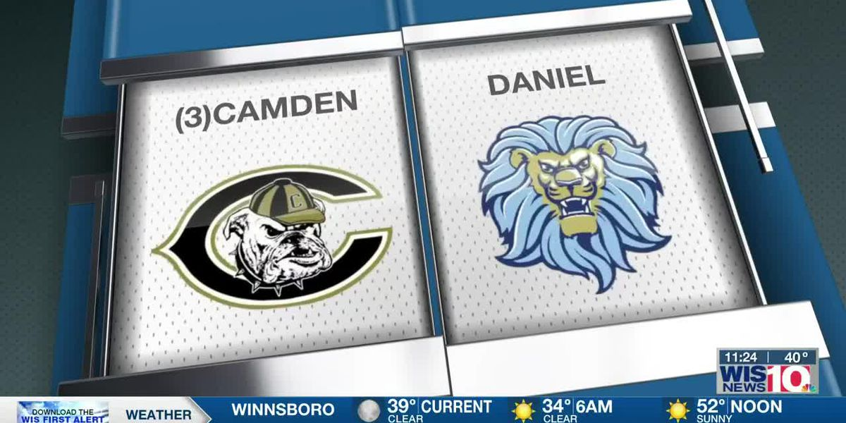 Camden falls short of Class AAA state title with loss to Daniel