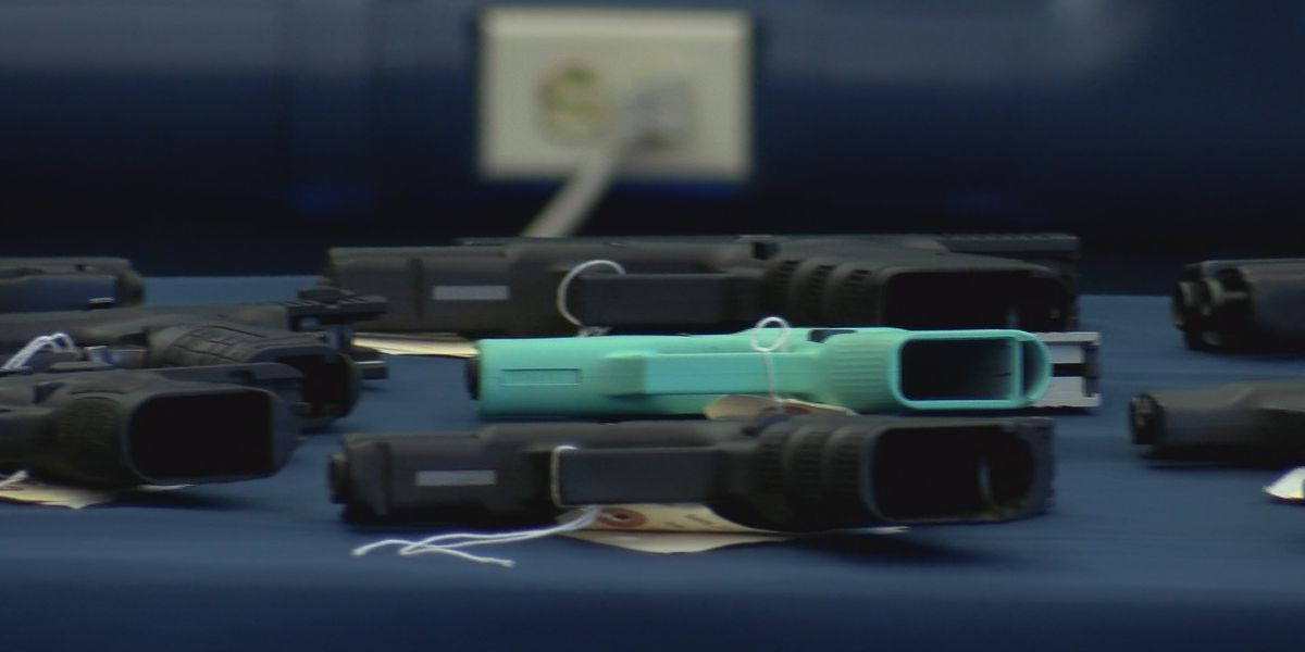 Columbia police unveil new technology alerting officers to gunfire
