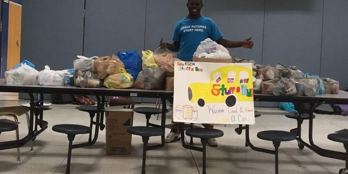 Former homeless teen helping others this Thanksgiving