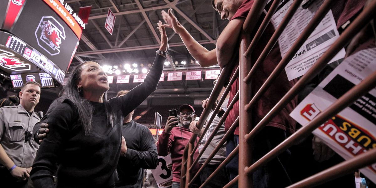 Gamecock Women's Basketball: All about the FAMs
