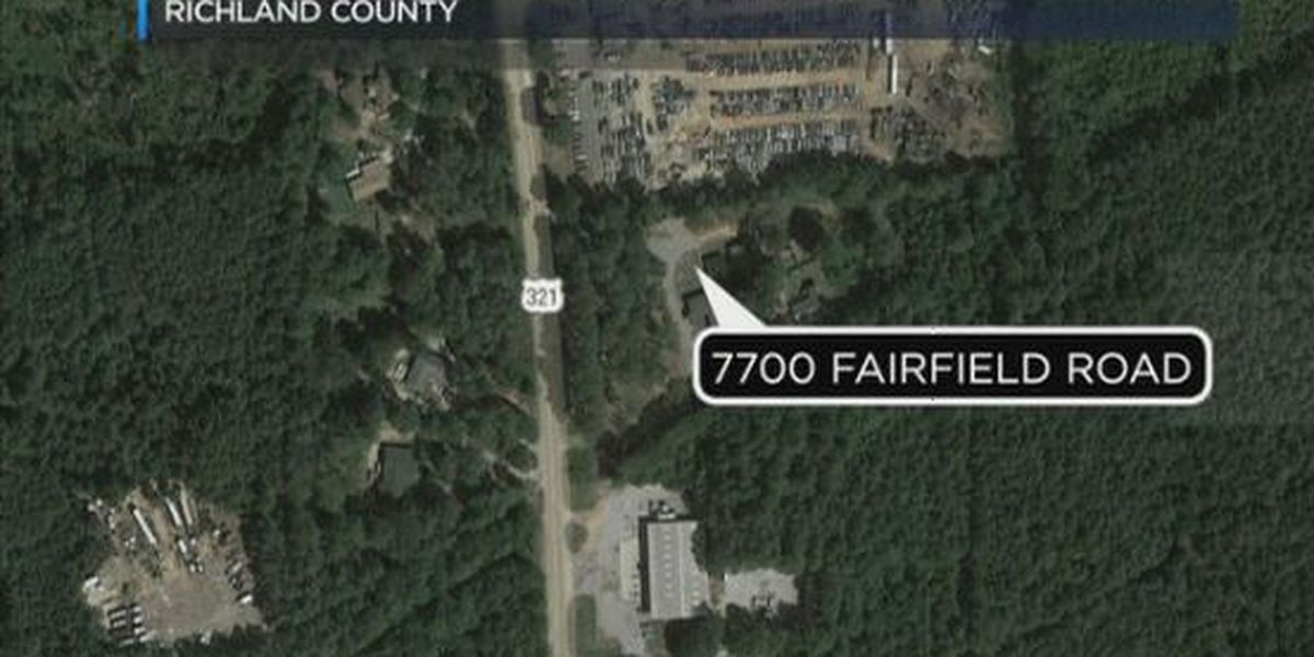 Richland County: Portion of Fairfield Road to be closed for 'an extended period of time' due to fire at salvage yard