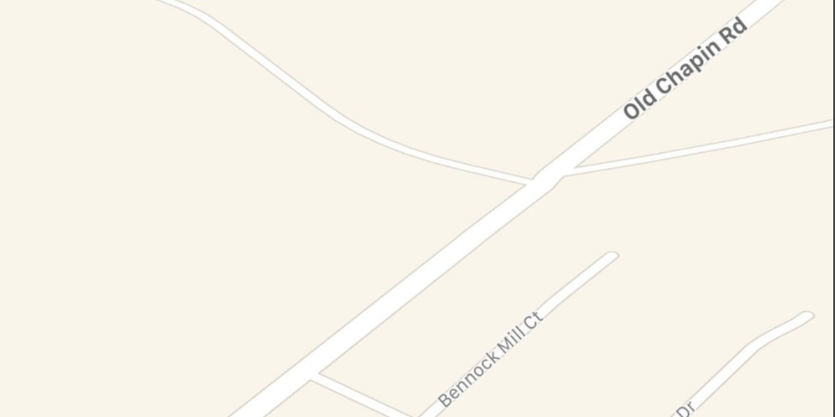 Old Chapin Road closed for roadway repairs until March 27th