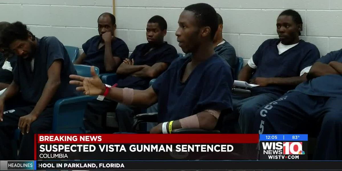Newberry Man Sentenced to Federal Prison for Federal Firearm Charge Stemming from Vista Shooting