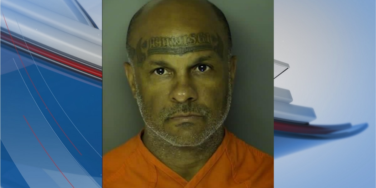 N.C. man pleads guilty to attacking, strangling woman over 20 years ago in Myrtle Beach area