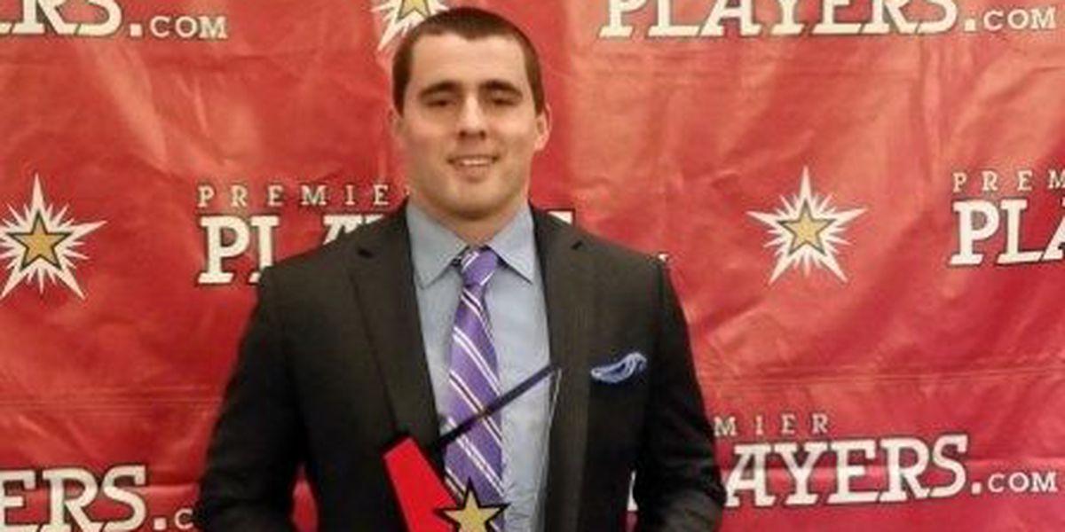 USC's Dylan Thompson wins community awareness award