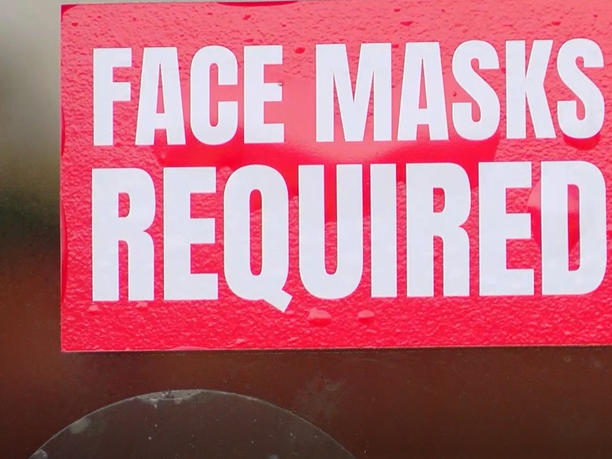 Town of North face mask ordinance now in effect