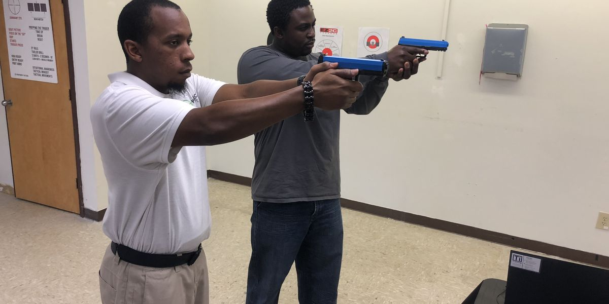 'This is a proactive step:' West Columbia business offers active shooter simulation training for church members