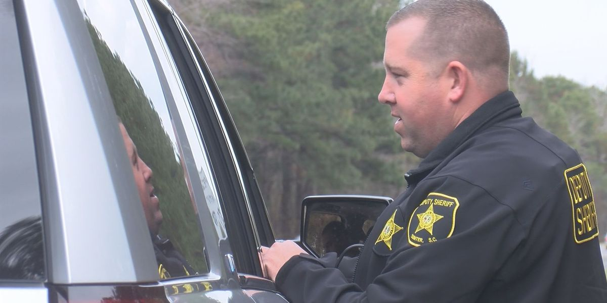 Sumter County Sgt. says drugs are being funneled through SC highways