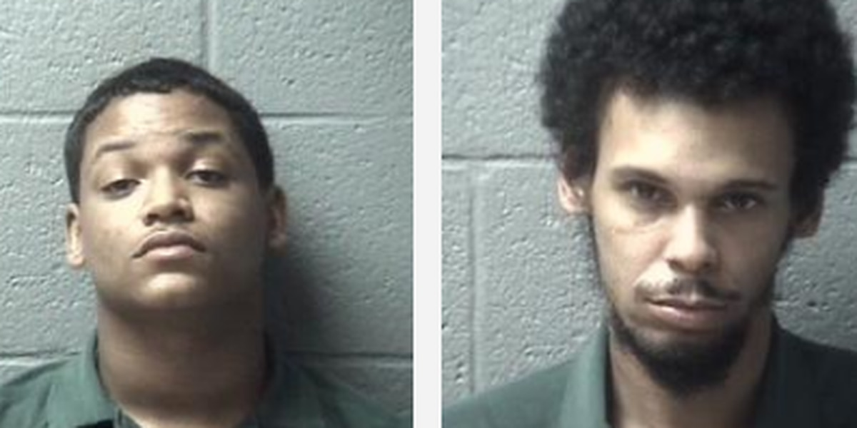Two arrested in connection with armed robbery of Orangeburg convenience store