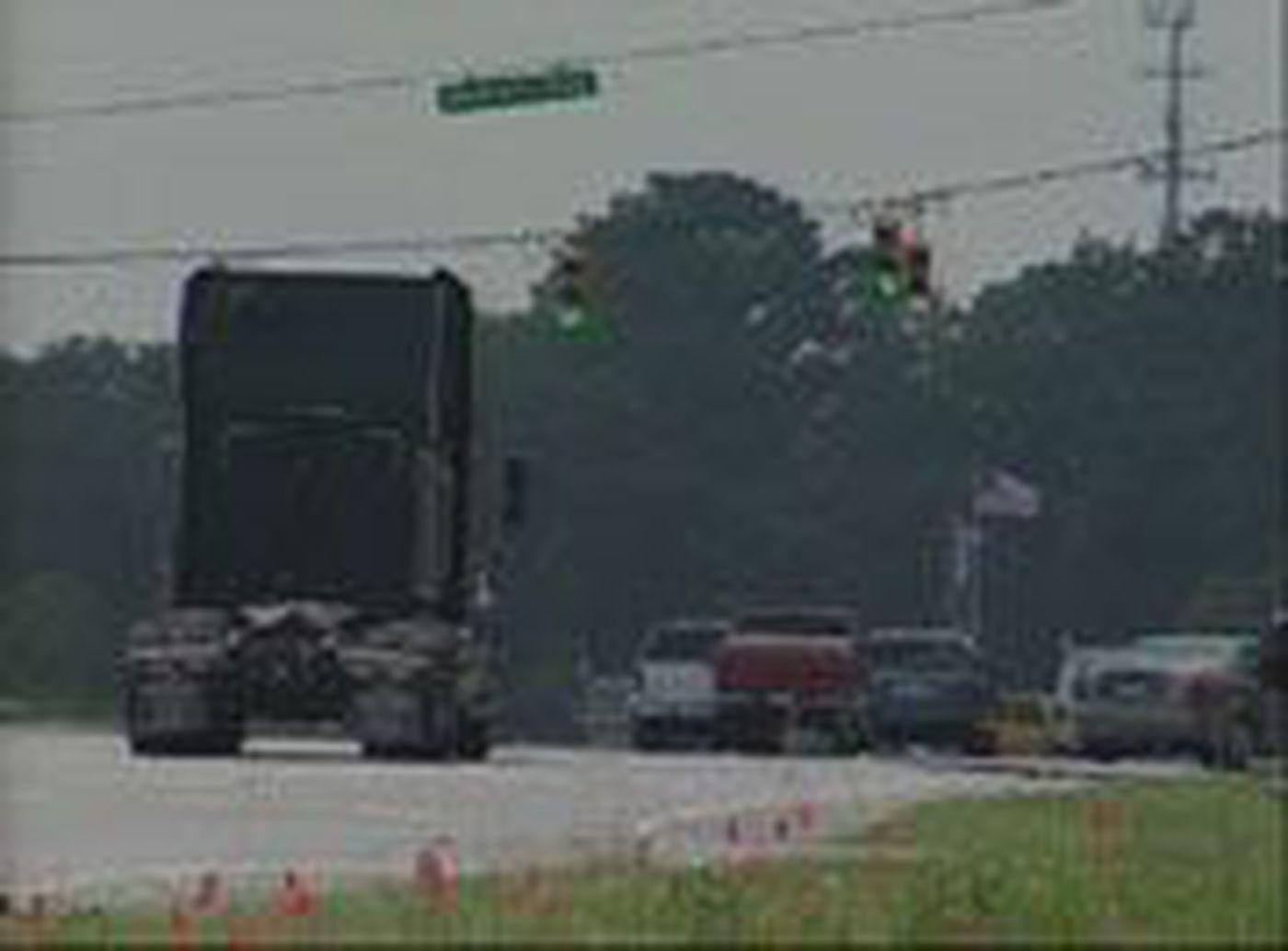 Traffic light upgrade on Highway 278 coming soon