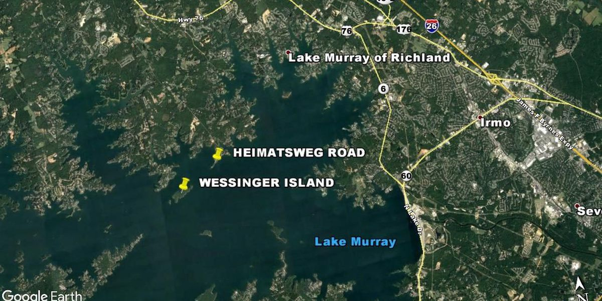 Man, 57, killed in early Sunday morning boat accident on Lake Murray