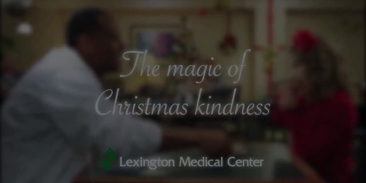 Happy holidays from Lexington Medical Center!