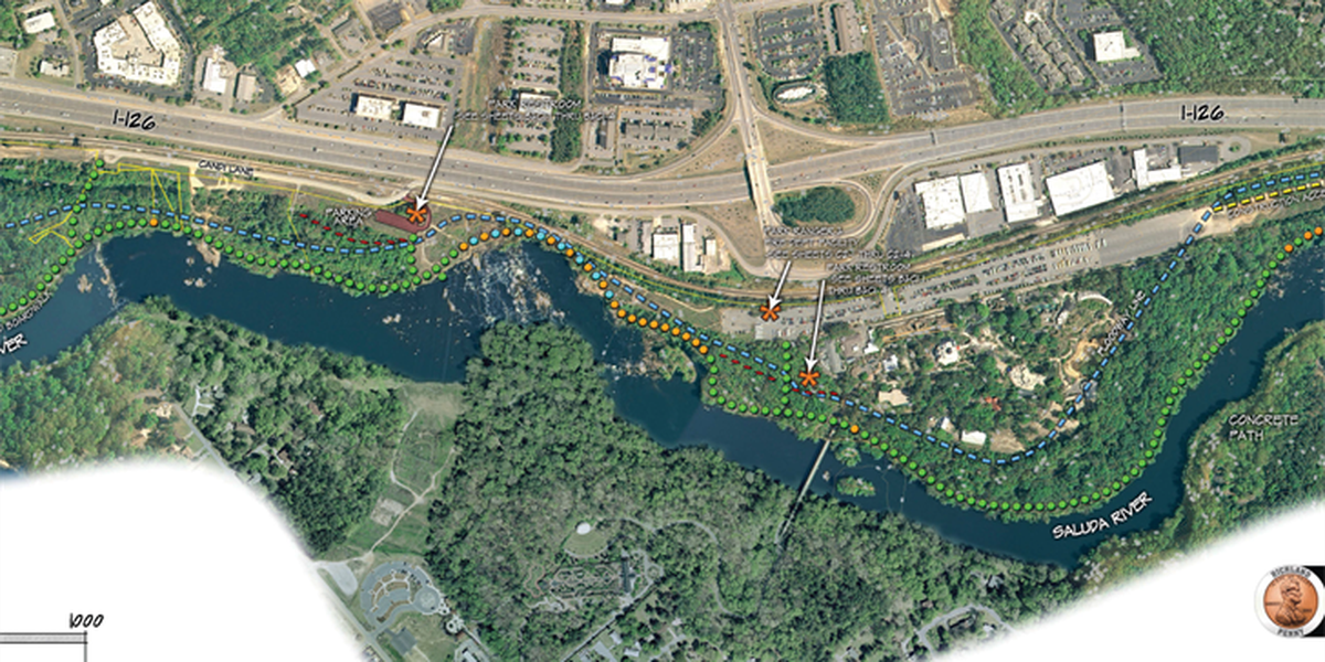 Work on greenway, river access near zoo to begin this summer