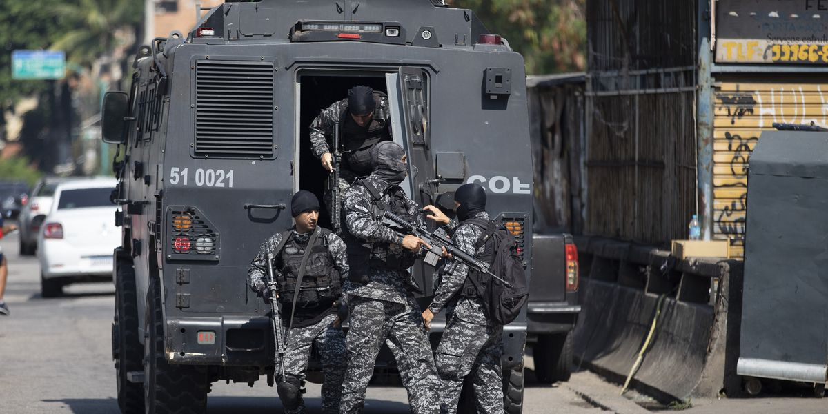 Rio's deadly police shootout prompts claims of abuse