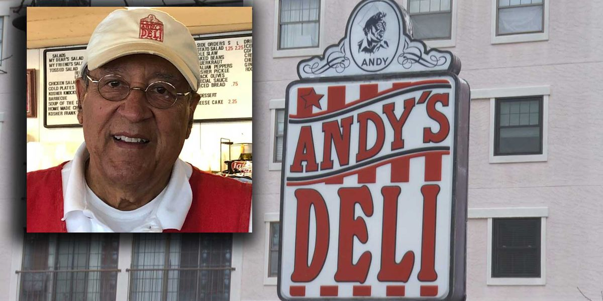 Owner of Andy's Deli dies, local leaders express sadness over loss of 'Columbia icon'