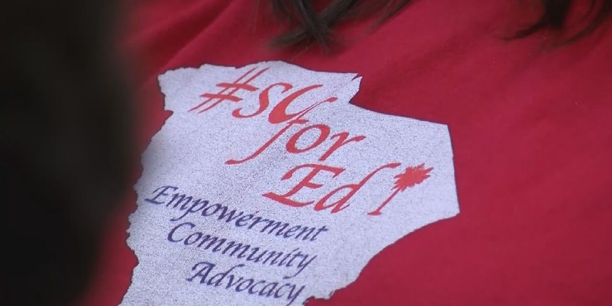 SC for Ed plans another 'All Out' event at the State House, one day after Senate passes bill
