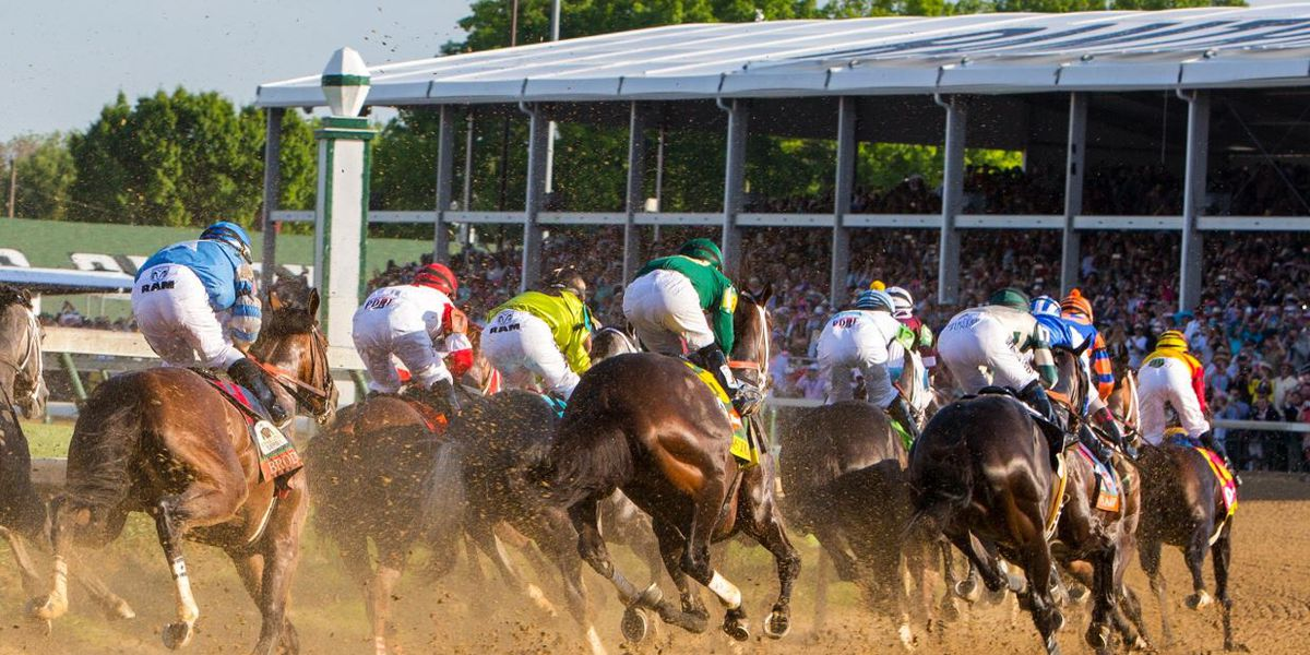 LOOK: Here's how you can watch the 145th Kentucky Derby from WIS and NBC Sports