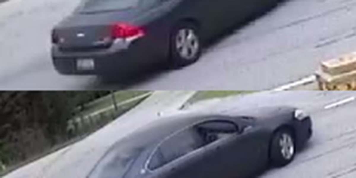 Newberry Co. Sherrif's Office searching for car possibly linked to burglaries in Prosperity