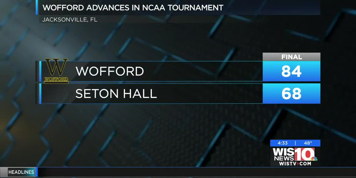 Wofford advances in NCAA Tournament