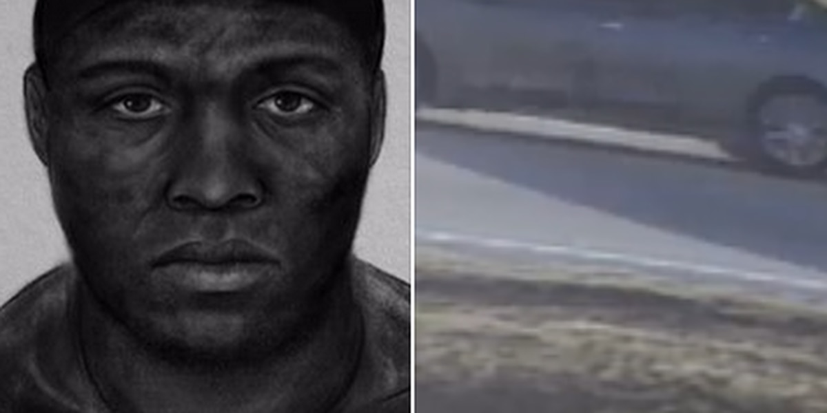 Composite sketch of Dollar General armed robbery suspect released