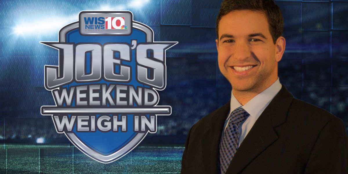 Joe's Weekend Weigh In: Enjoy the moment