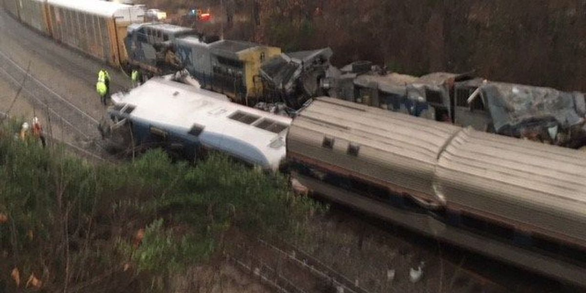 It's been one year since a 2-train collision killed 2, injured 100+ in Cayce, SC