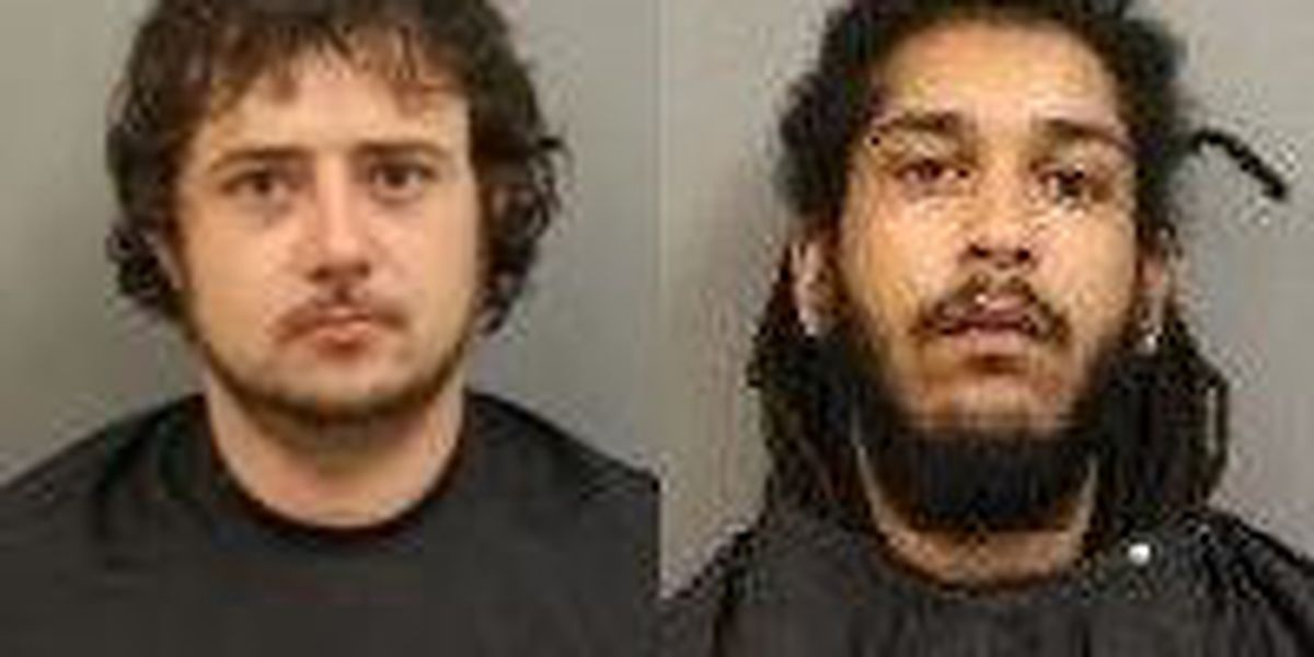 2 arrested in Kershaw Co. for Whitmire pharmacy burglary
