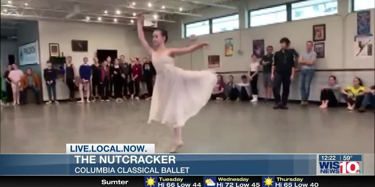 Talk of the Town: Magical performance of 'The Nutcracker' about to take the stage