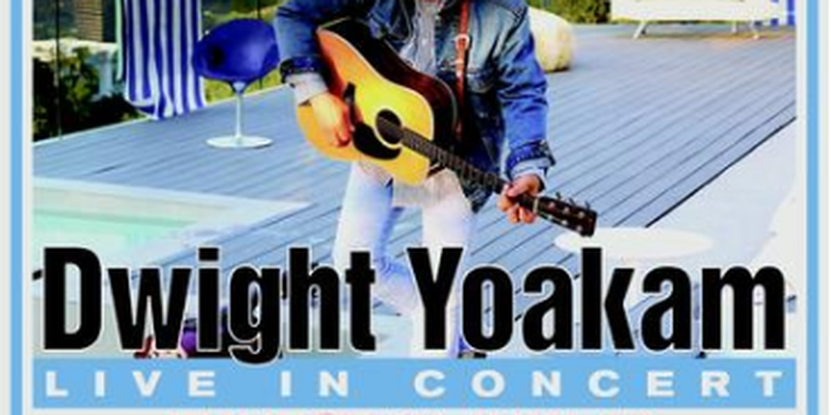 Dwight Yoakam set to perform in Columbia this Summer