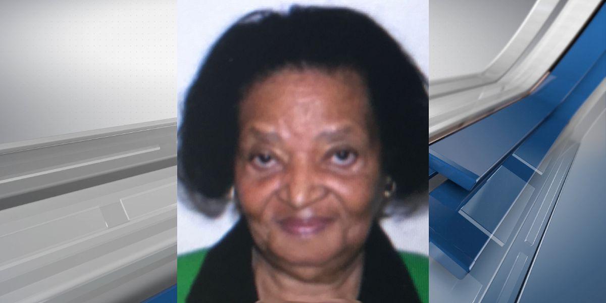 94-year-old woman missing in Orangeburg County found safe