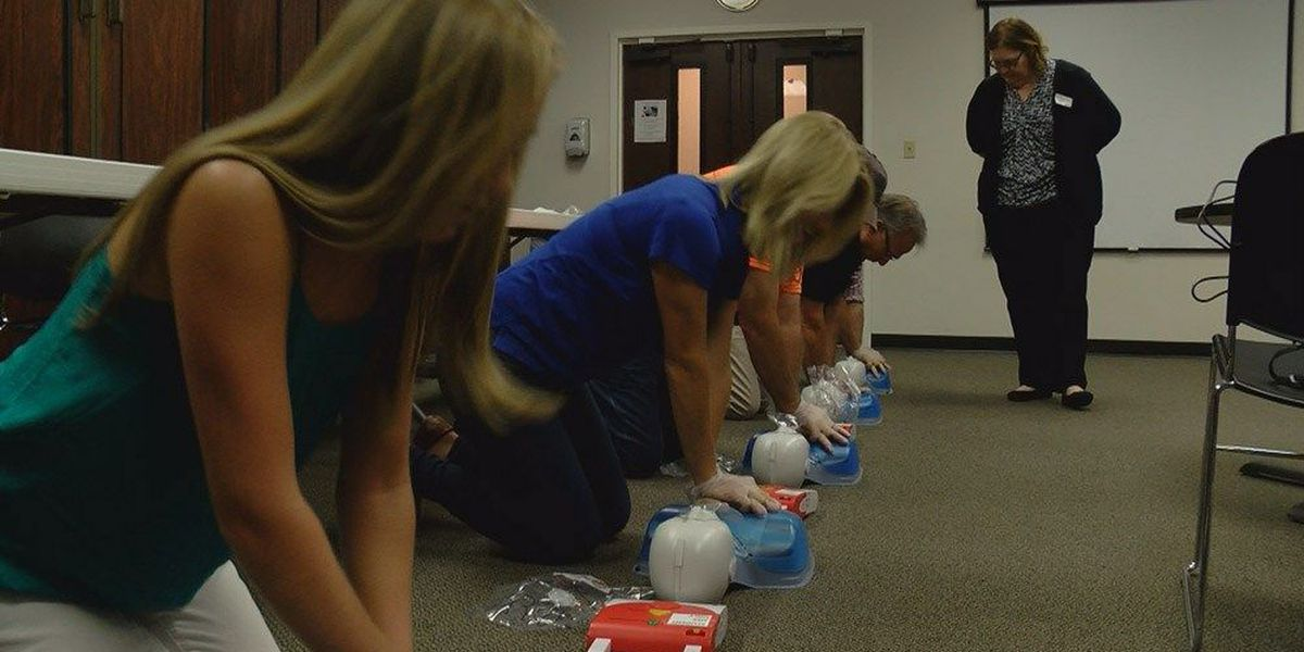 Cpr Certification Puts Lifesaving Skills In Citizens Hands