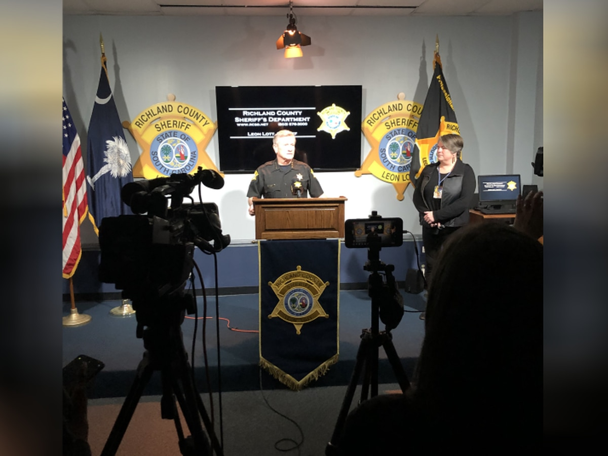 Richland County sheriff announces new mental health Crisis Intervention Team