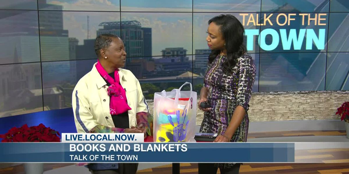 Talk of the Town: Blanketing Families organizes holiday gifting event Books and Blankets