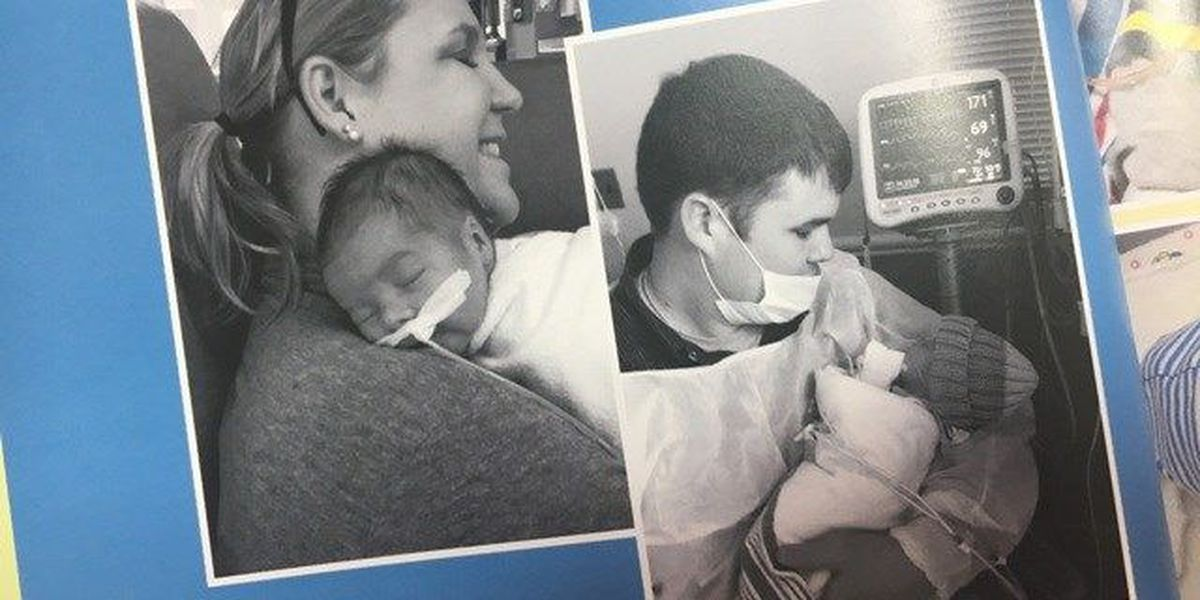 For one local Mom, blood donations meant life or death