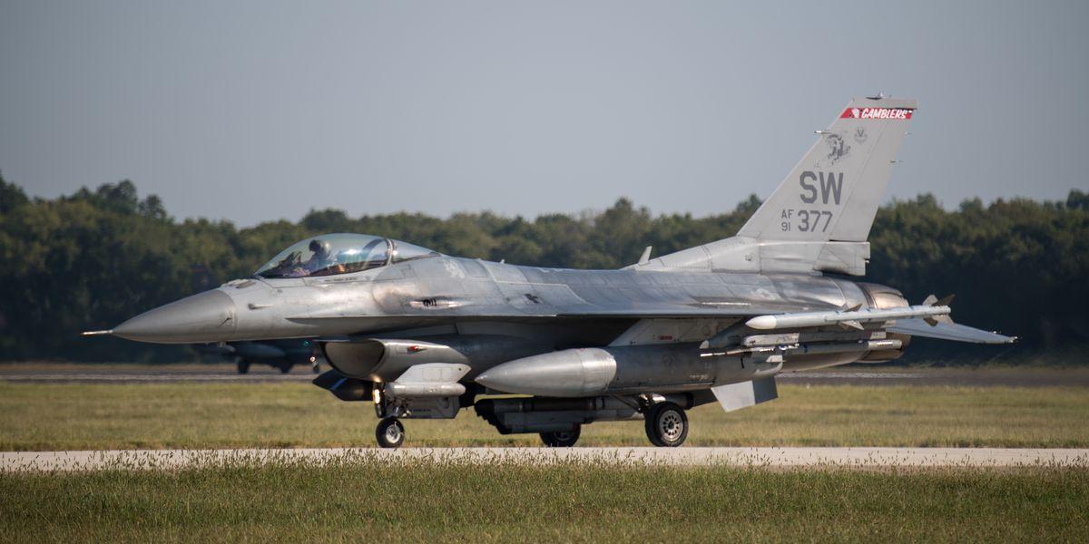 Air Force jets seek refuge at Barksdale Air Force Base