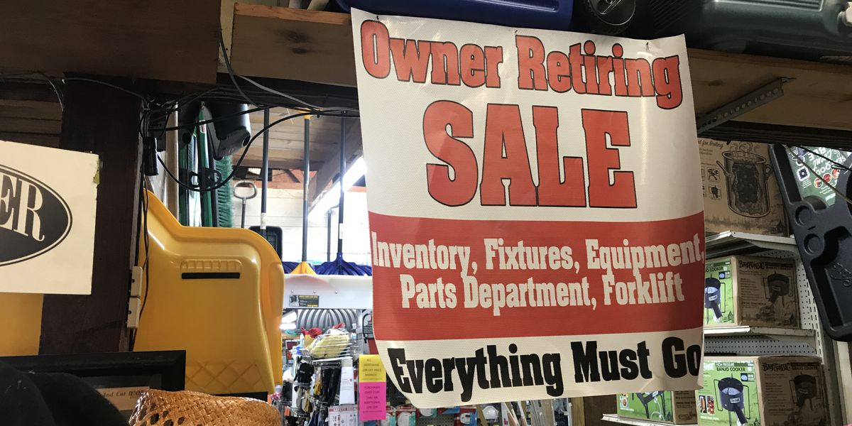 The End of An Era: Mom & Pop hardware store slated to close
