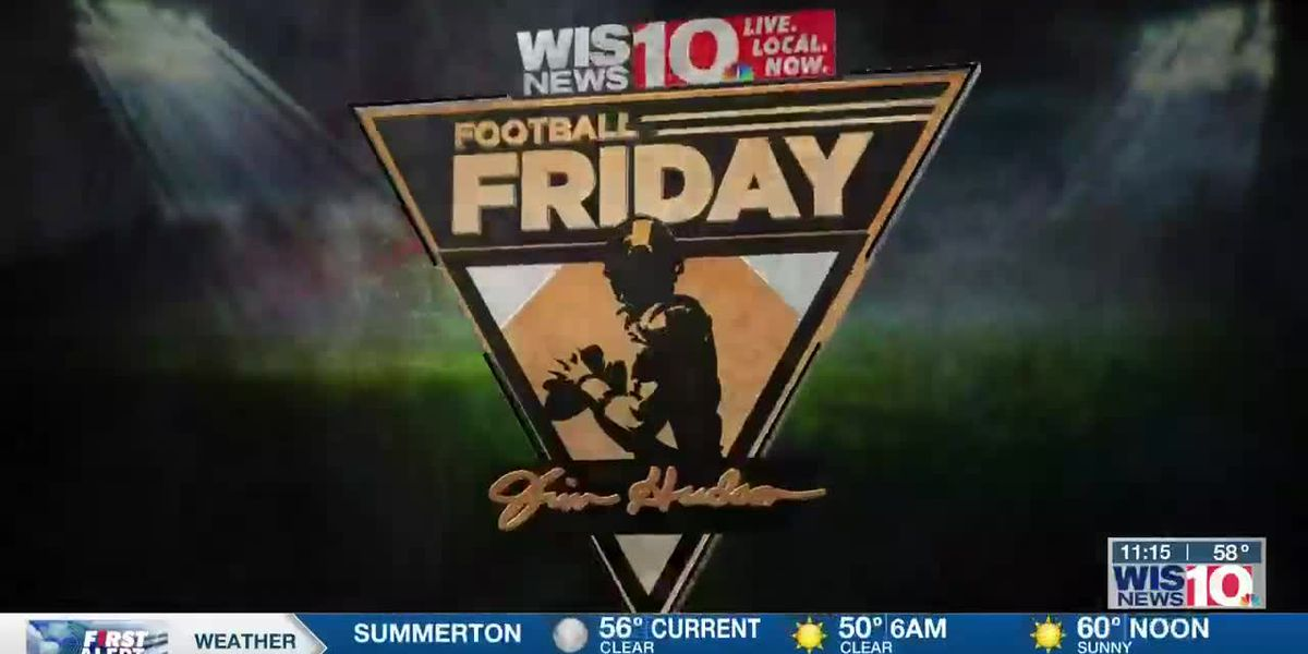 WIS Football Friday - Part 1 (10/30/2020)