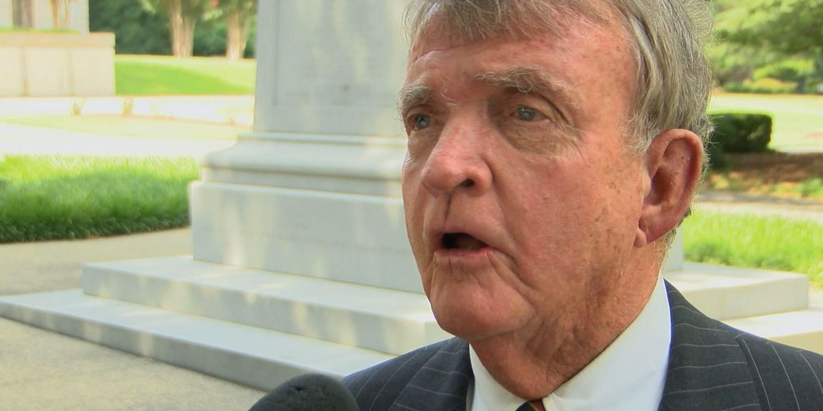 Sen. John Courson suspended from Senate following indictment