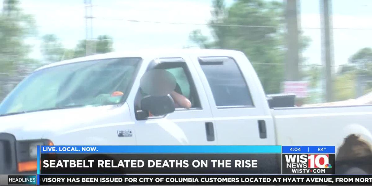 New numbers show more dying in SC crashes did not wear seatbelts