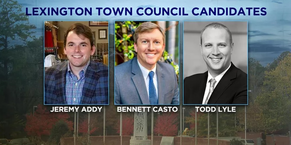 Town of Lexington heads to polls for special election