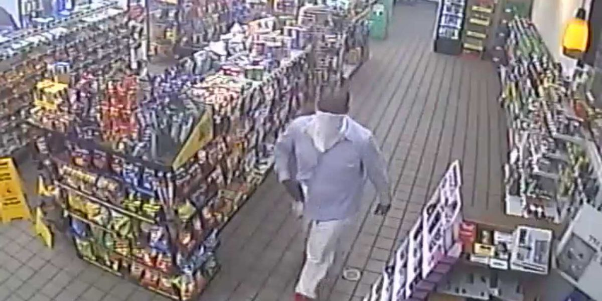 Caught on camera: Man wanted for Irmo armed robbery