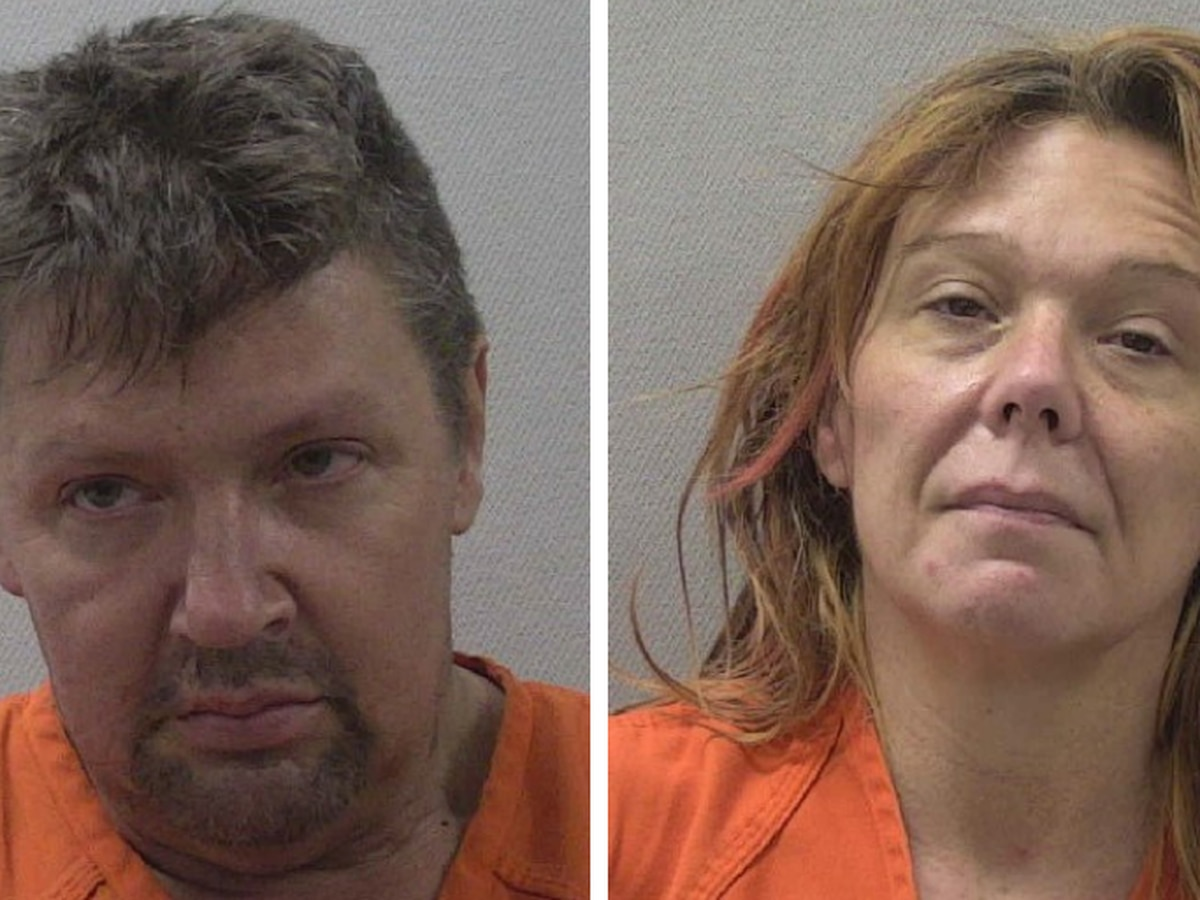 Lexington County deputies arrest man and woman on drug charges