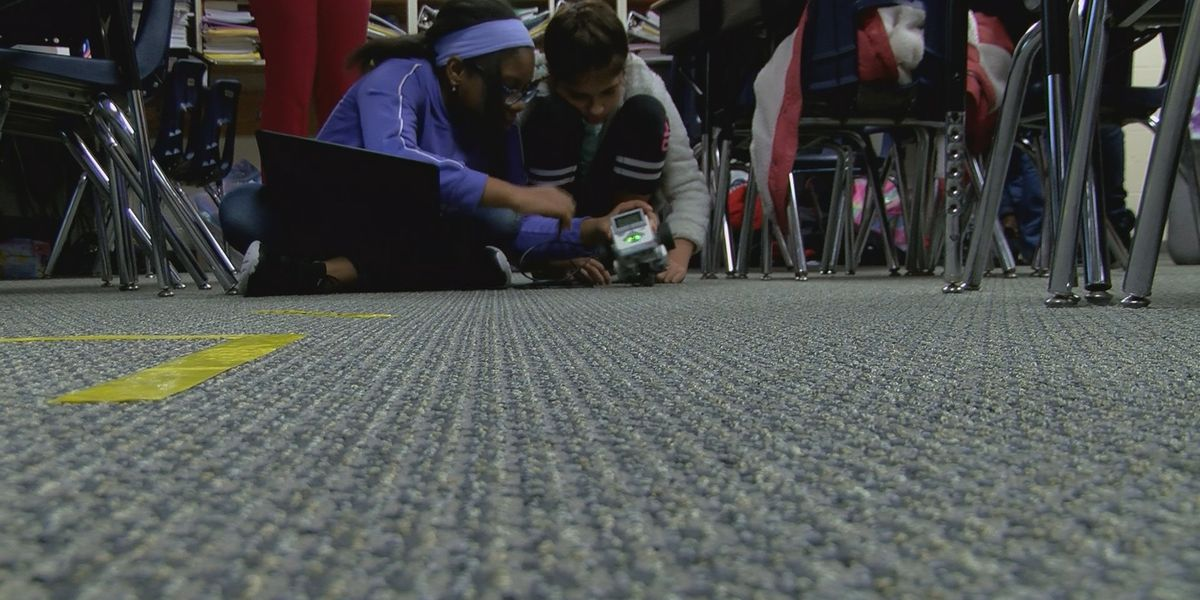 First of its kind: Students at one Richland 2 elementary get computer science immersion