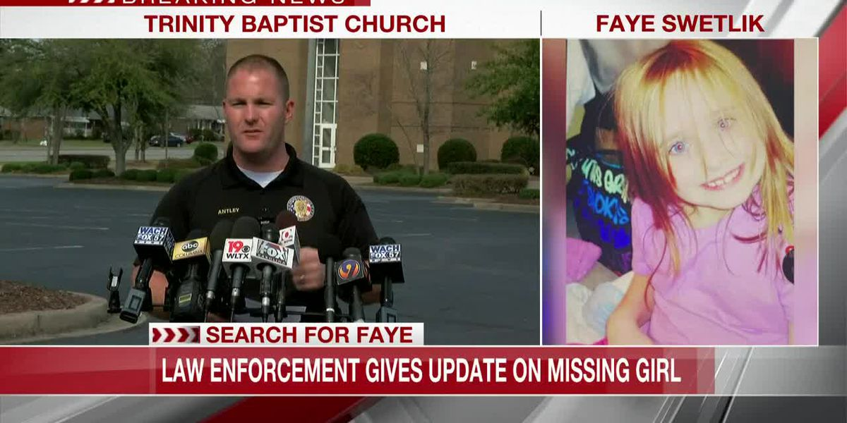 S.C. officials share new information in case of missing 6-year-old last seen Monday
