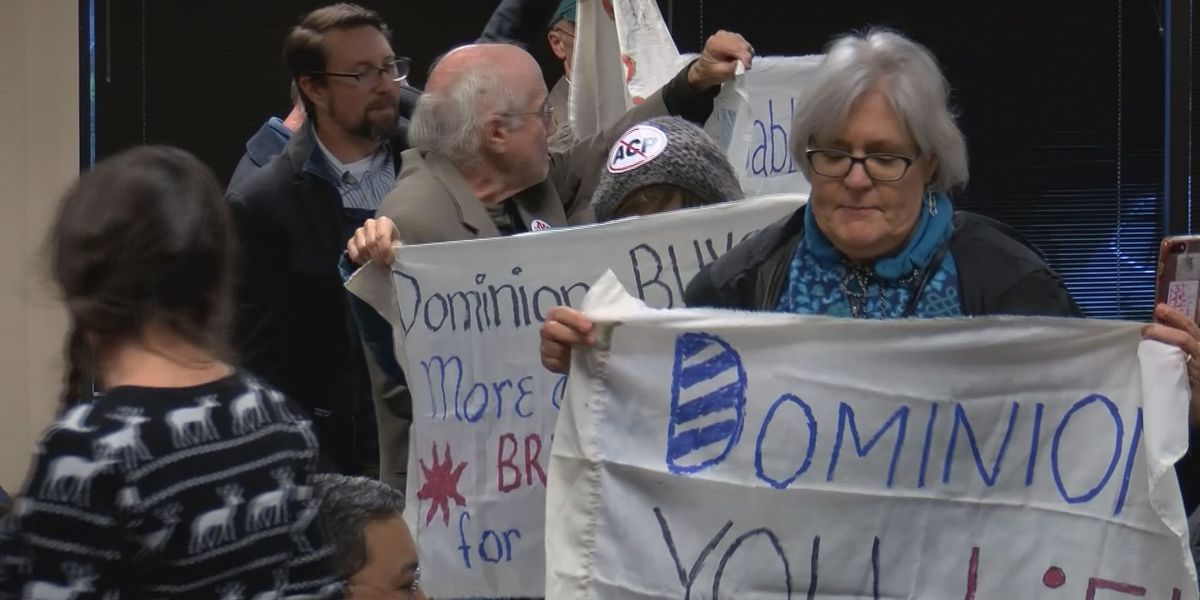 PSC votes to approve SCANA-Dominion merger; protests erupt