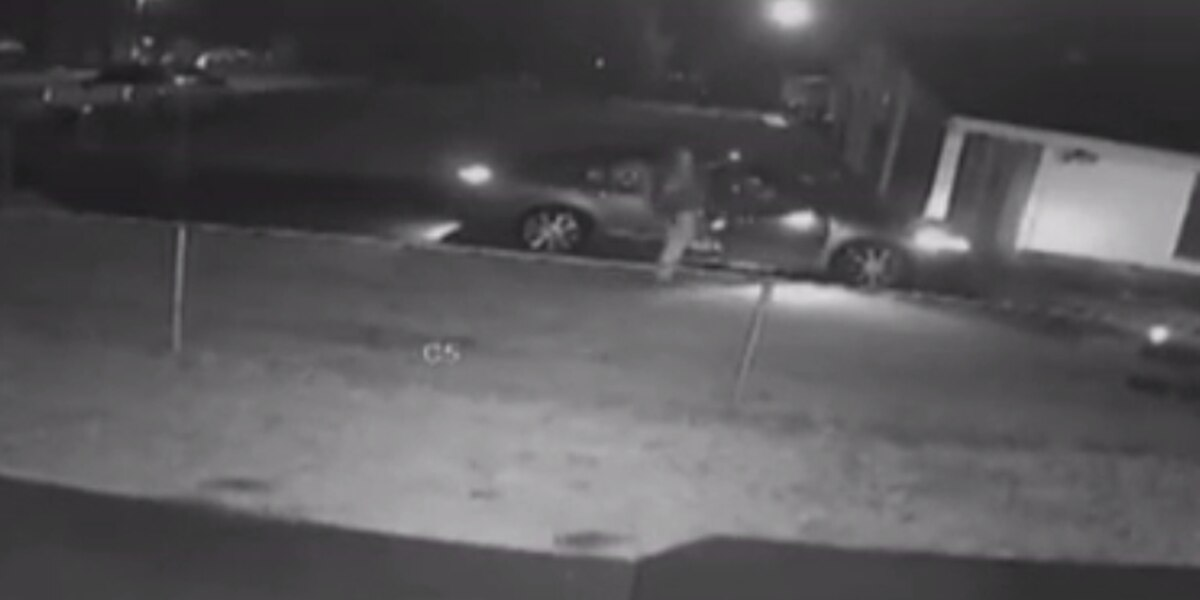 Surveillance video shows 2 men wanted for Sumter car break-ins, officials warn of holiday season crime