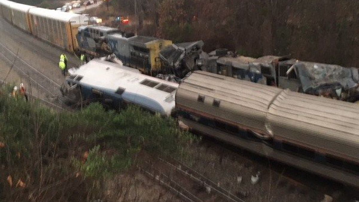 NTSB: CSX management at root of February 2018 crash in Cayce