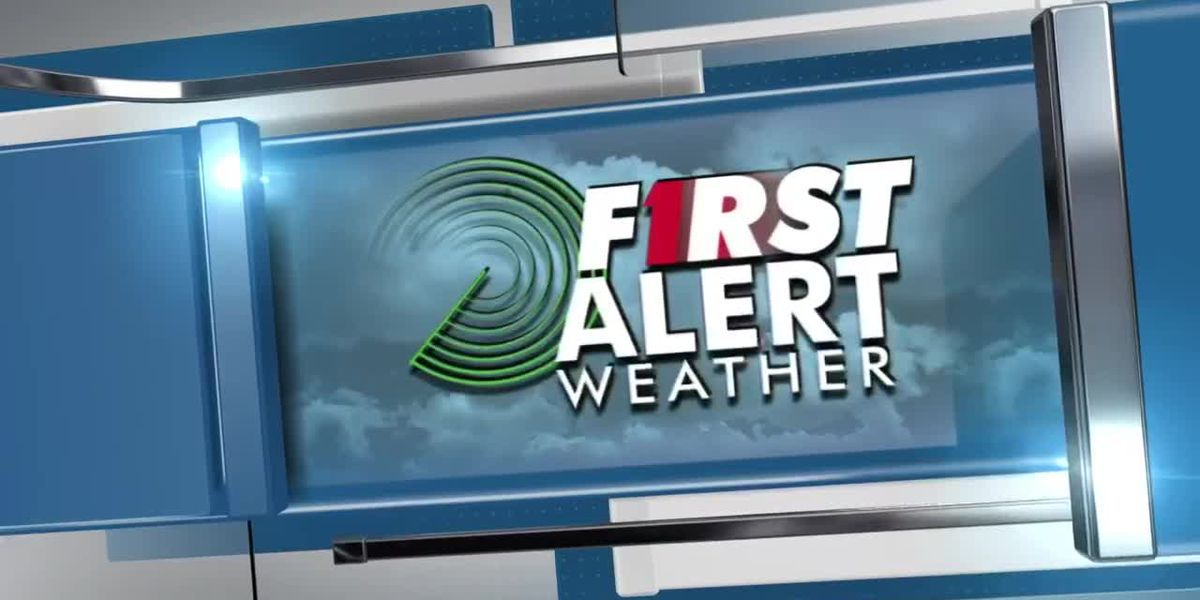 First Alert Forecast: Heavy rain to cause flooding to end the week
