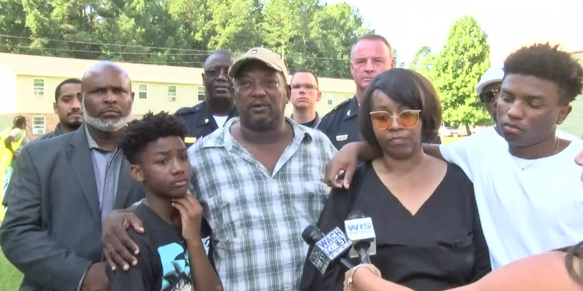 Family of murdered Sumter mother, missing 5-year-old girl thank community, police