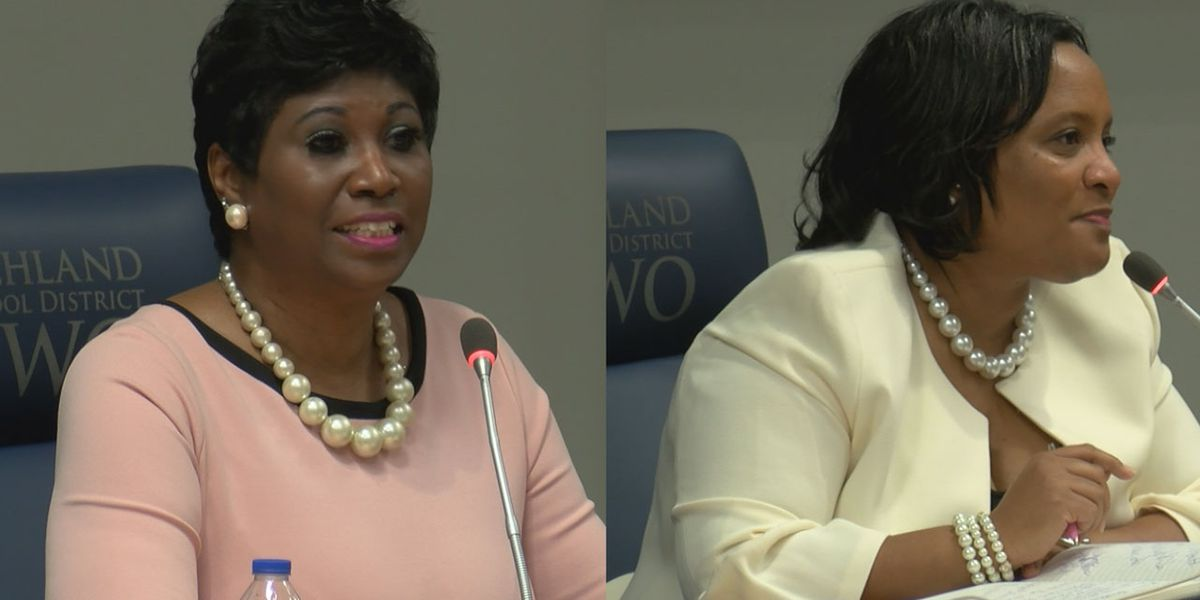 Richland 2 school board members butt heads over criminal charges and ethics fines
